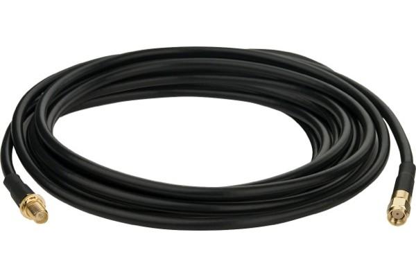 Rallonge antenne wifi rp sma male femelle 5m 302005 - Rallonge cable antenne ...