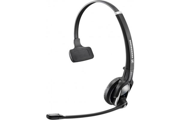 sennheiser dw pro1 phone casque sans fil tel dect 454305. Black Bedroom Furniture Sets. Home Design Ideas