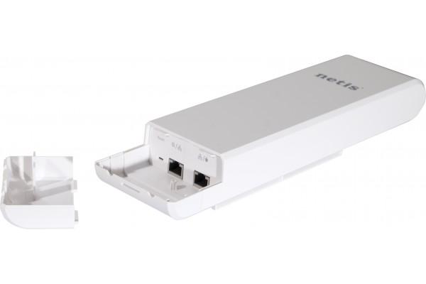 Netis wf2322 hotspot wifi d exterieur n300 poe longue for Borne wifi exterieur