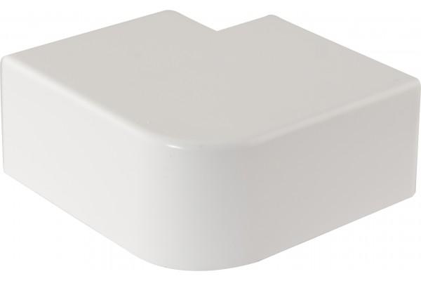 angle plat pour goulotte logix 45 planetwattohm 130 x 50 753195. Black Bedroom Furniture Sets. Home Design Ideas